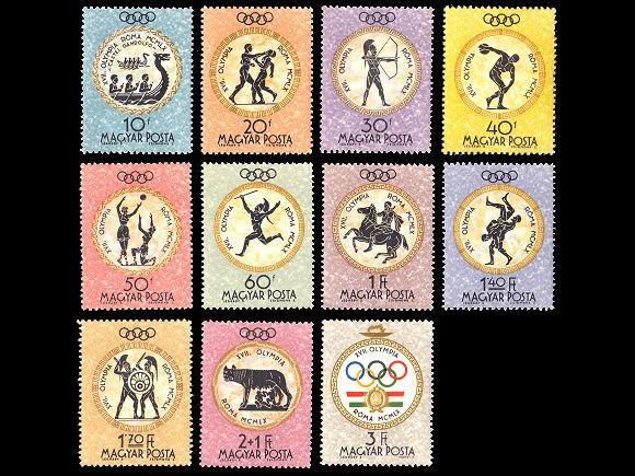 1960年ローマオリンピック